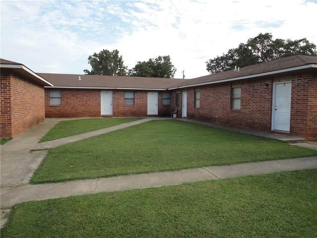 806 N 5th Street, Jay, OK 74346 (MLS #1160605) :: McNaughton Real Estate