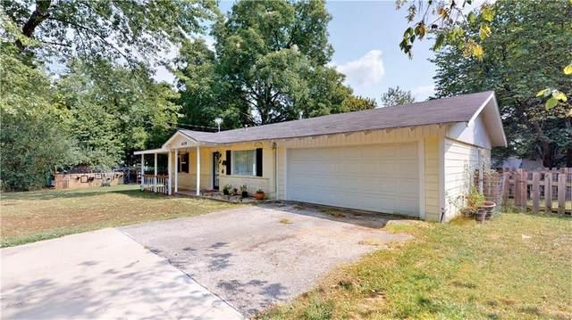 609 N 10th Street, Rogers, AR 72756 (MLS #1160619) :: Five Doors Network Northwest Arkansas