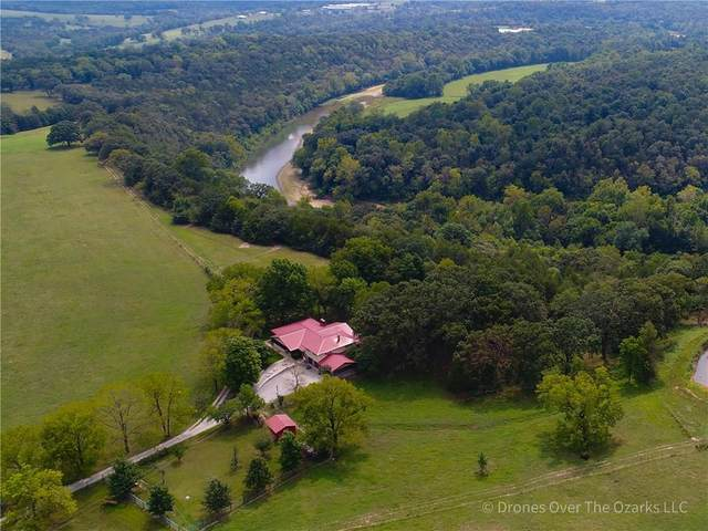 121 County Road 410, Berryville, AR 72616 (MLS #1160672) :: McNaughton Real Estate