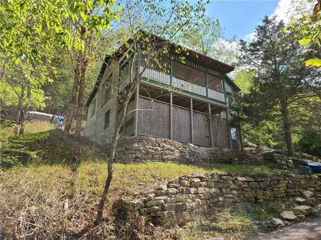37 & 45 Jackson Street, Eureka Springs, AR 72632 (MLS #1160689) :: Five Doors Network Northwest Arkansas
