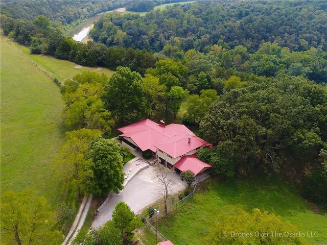121 County Road 410, Berryville, AR 72616 (MLS #1160709) :: McNaughton Real Estate