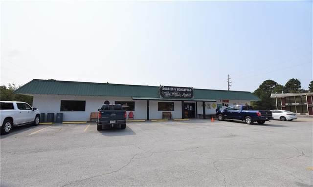 2100 E Van Buren, Eureka Springs, AR 72632 (MLS #1160800) :: McNaughton Real Estate