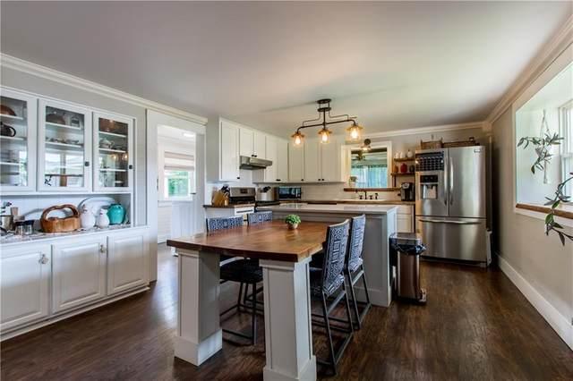 180 N Church Avenue, Goshen, AR 72727 (MLS #1160859) :: McNaughton Real Estate