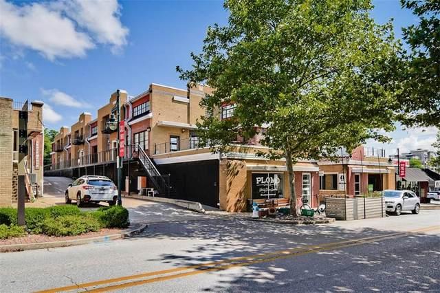 644 W Dickson Street #205, Fayetteville, AR 72701 (MLS #1160916) :: Five Doors Network Northwest Arkansas