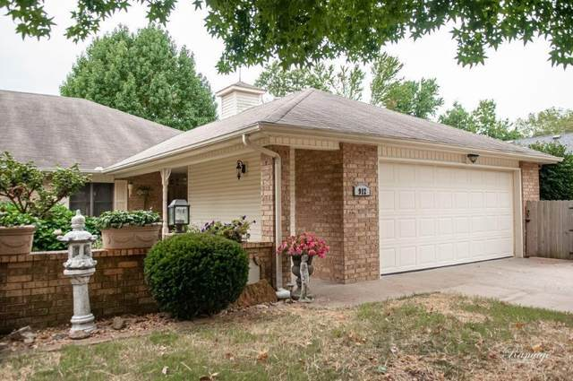 912 W Linden Street, Rogers, AR 72756 (MLS #1160935) :: Jessica Yankey | RE/MAX Real Estate Results