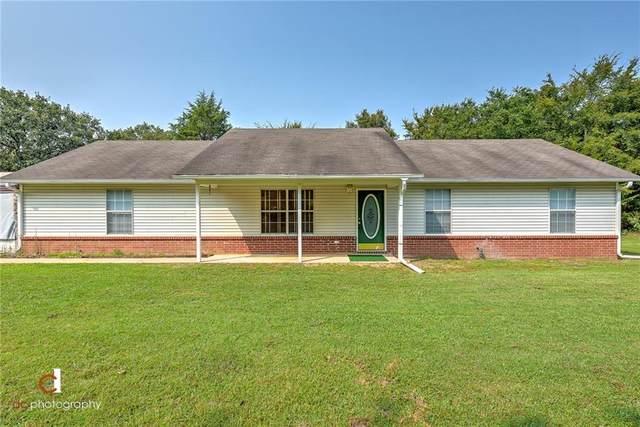 10551 S Wedington Blacktop Road, Lincoln, AR 72744 (MLS #1160968) :: Five Doors Network Northwest Arkansas