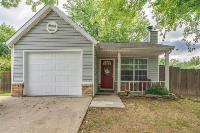1622 N Timberline Drive, Fayetteville, AR 72704 (MLS #1160975) :: Five Doors Network Northwest Arkansas