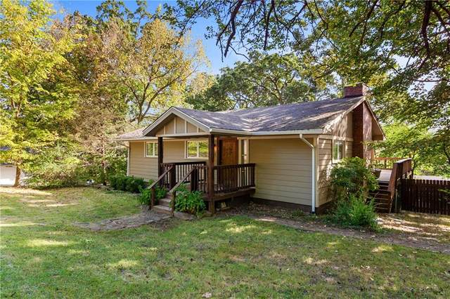 22 Hartman Avenue, Fayetteville, AR 72701 (MLS #1161053) :: McNaughton Real Estate