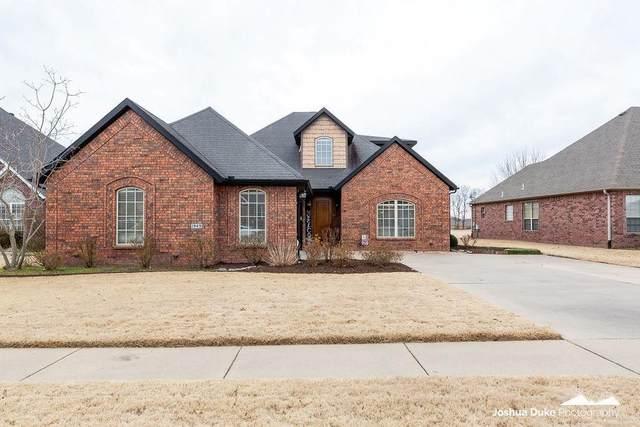 1949 N Pumpkin Ridge Drive, Fayetteville, AR 72701 (MLS #1161058) :: Five Doors Network Northwest Arkansas