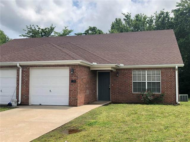 1293-1295 E Fairlane Street, Fayetteville, AR 72701 (MLS #1161134) :: Five Doors Network Northwest Arkansas
