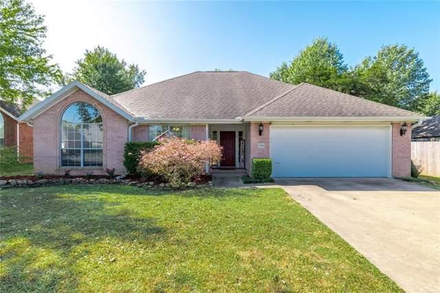 5585 E Country Ridge Court, Fayetteville, AR 72701 (MLS #1161156) :: Five Doors Network Northwest Arkansas