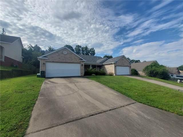 2227 Cinnamon, Fayetteville, AR 72703 (MLS #1161158) :: Five Doors Network Northwest Arkansas