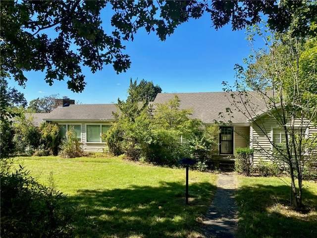 1149 Washington Avenue, Fayetteville, AR 72703 (MLS #1161172) :: McNaughton Real Estate