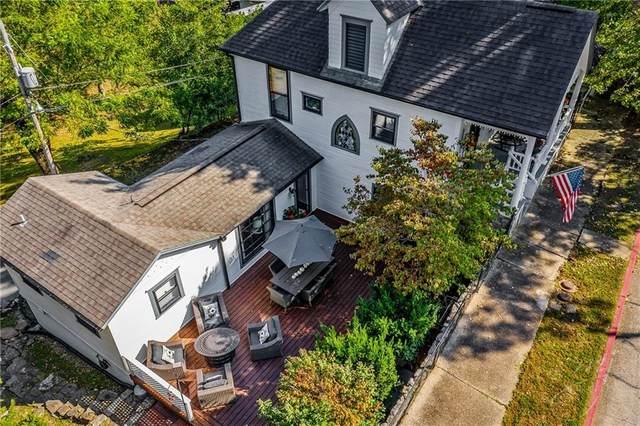 233 Spring Street, Eureka Springs, AR 72632 (MLS #1161185) :: McNaughton Real Estate