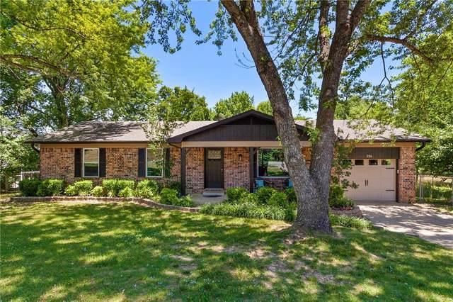 226 Happy Hollow Road, Fayetteville, AR 72701 (MLS #1161198) :: Five Doors Network Northwest Arkansas