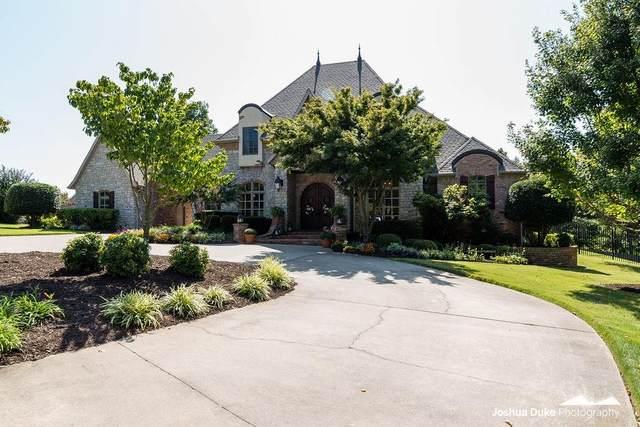 1781 Cannonbury Place, Springdale, AR 72764 (MLS #1161219) :: Five Doors Network Northwest Arkansas