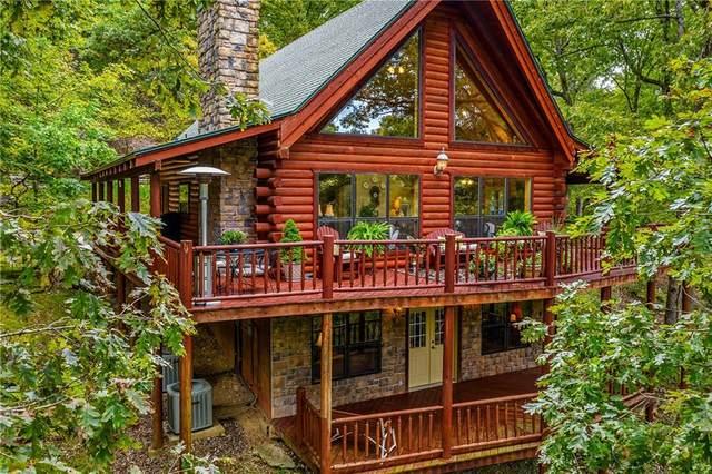 Eureka Springs, AR 72632 :: McNaughton Real Estate