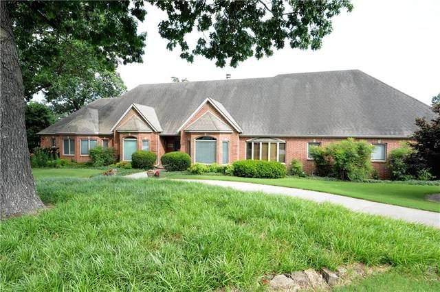 12254 Red Oak Drive, Fayetteville, AR 72704 (MLS #1161308) :: McNaughton Real Estate
