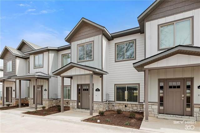 404-414, 418,420,422 NW Retreat Lane, Bentonville, AR 72712 (MLS #1161325) :: Five Doors Network Northwest Arkansas