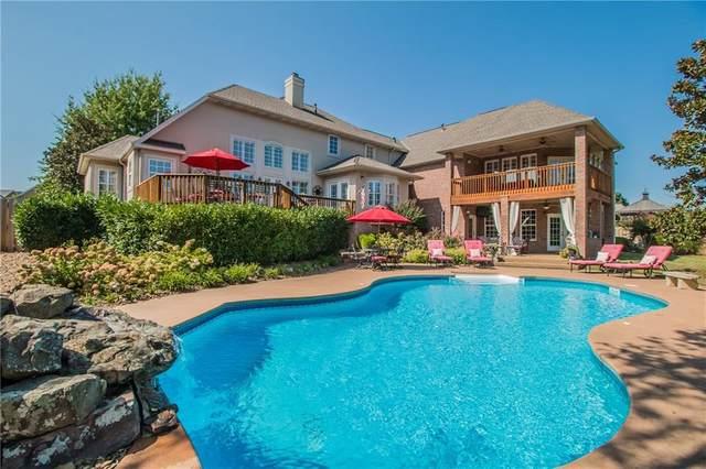 5103 S 44Th Street, Rogers, AR 72758 (MLS #1161338) :: McNaughton Real Estate