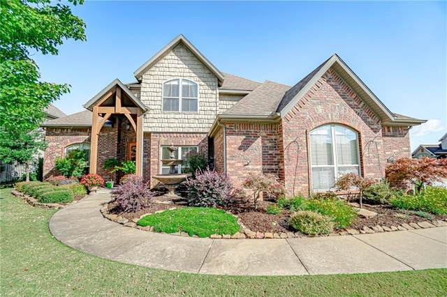 3700 SW Lone Oak Avenue, Bentonville, AR 72712 (MLS #1161360) :: McNaughton Real Estate
