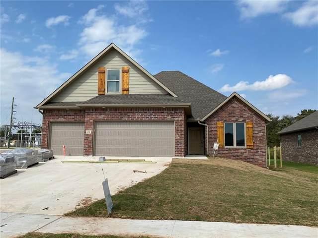 1232 Ruscello Avenue, Springdale, AR 72762 (MLS #1161365) :: Five Doors Network Northwest Arkansas