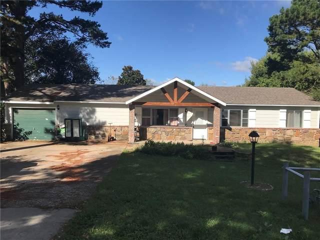 205 Cherry Lane, Huntsville, AR 72740 (MLS #1161405) :: Five Doors Network Northwest Arkansas