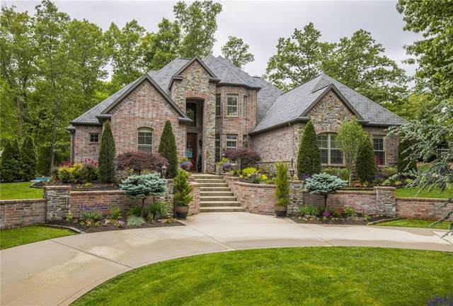 1 Stonehenge Drive, Bentonville, AR 72712 (MLS #1161478) :: McNaughton Real Estate