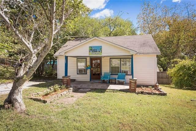 103 Dotson Street, Huntsville, AR 72740 (MLS #1161486) :: Five Doors Network Northwest Arkansas