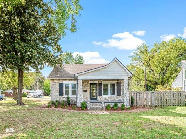 701 Bella Vista Road, Bentonville, AR 72712 (MLS #1161517) :: McNaughton Real Estate