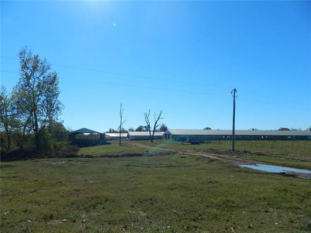 23880 W Highway 102, Gravette, AR 72736 (MLS #1161536) :: Jessica Yankey | RE/MAX Real Estate Results