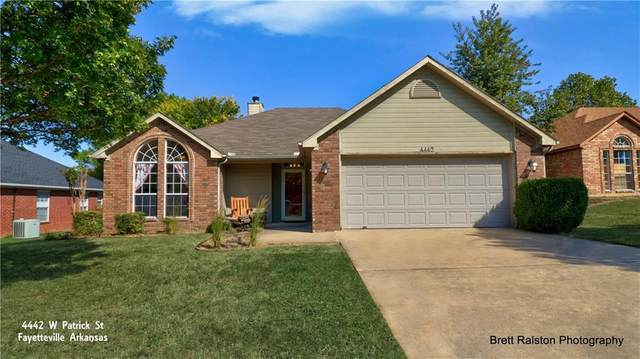 4442 W Patrick Street, Fayetteville, AR 72704 (MLS #1161726) :: Jessica Yankey | RE/MAX Real Estate Results