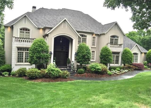 4137 N Bentwood Lane, Fayetteville, AR 72703 (MLS #1161764) :: McNaughton Real Estate