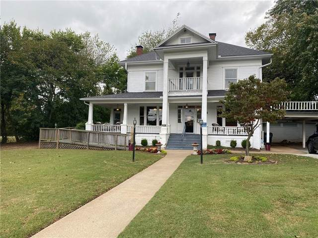 1101 Woolsey Avenue, Fayetteville, AR 72703 (MLS #1161807) :: Annette Gore Team | RE/MAX Real Estate Results