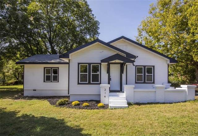 214 N Kate Smith Street, Prairie Grove, AR 72753 (MLS #1161859) :: Five Doors Network Northwest Arkansas
