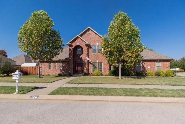120 Rosemeade, Farmington, AR 72730 (MLS #1161886) :: Five Doors Network Northwest Arkansas