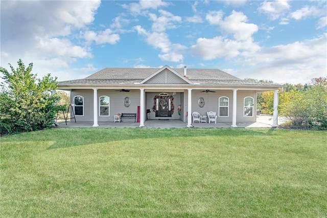 21749 Mount Olive Road, Elkins, AR 72727 (MLS #1161908) :: McNaughton Real Estate