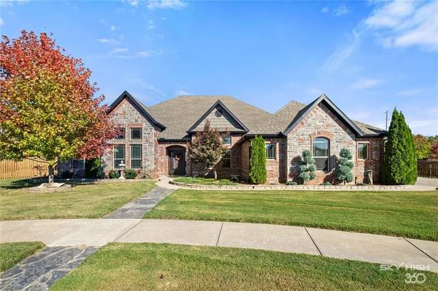 2004 NE Oakmont Road, Bentonville, AR 72712 (MLS #1161963) :: Five Doors Network Northwest Arkansas