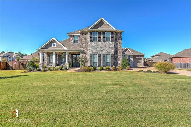 3031 Harrier Drive, Fayetteville, AR 72704 (MLS #1161999) :: Jessica Yankey | RE/MAX Real Estate Results