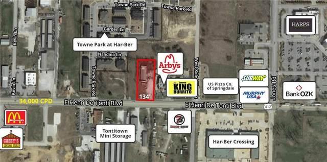 1272 E Henri De Tonti Boulevard, Springdale, AR 72762 (MLS #1162010) :: McMullen Realty Group