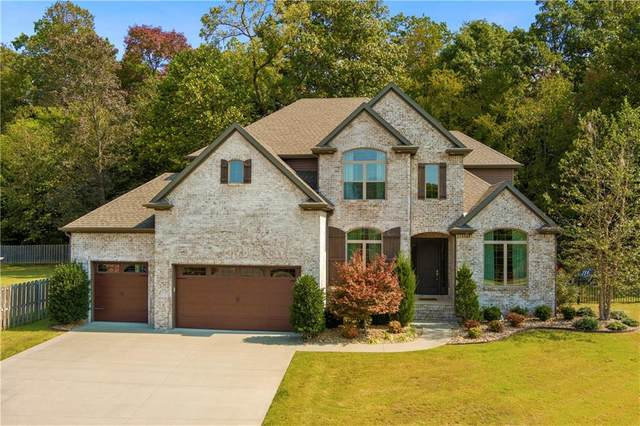 5115 S Osage Creek Road, Rogers, AR 72758 (MLS #1162146) :: Jessica Yankey | RE/MAX Real Estate Results