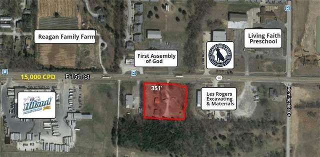 509 E 15th Street, Fayetteville, AR 72701 (MLS #1163183) :: Five Doors Network Northwest Arkansas