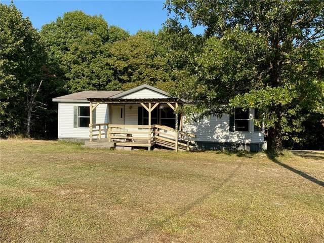 2844 Indian Springs Drive, Kansas, OK 74347 (MLS #1163296) :: McNaughton Real Estate