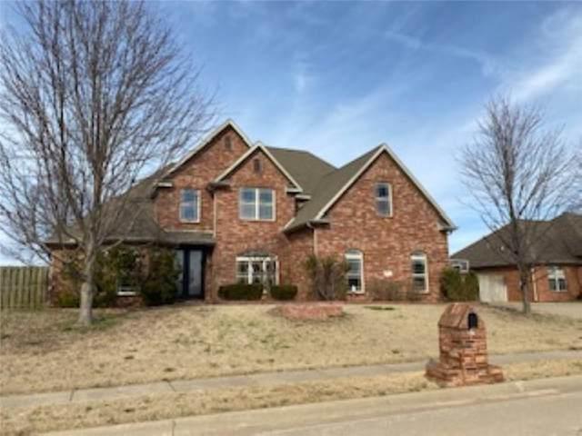 694 Chantel Avenue, Springdale, AR 72764 (MLS #1163324) :: McNaughton Real Estate