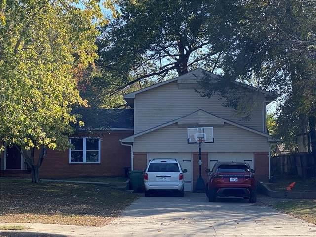 2110 W Oak Street, Rogers, AR 72758 (MLS #1163410) :: Jessica Yankey | RE/MAX Real Estate Results