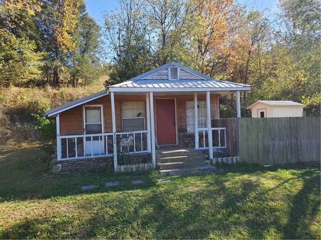 16323 Highway 412, Huntsville, AR 72740 (MLS #1163429) :: Five Doors Network Northwest Arkansas