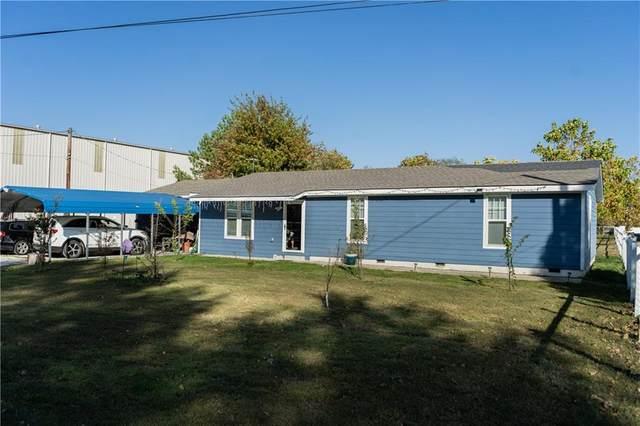 1211 Crutcher Street, Springdale, AR 72764 (MLS #1163466) :: McNaughton Real Estate
