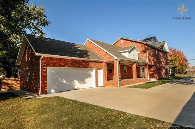 824 Washington Street, Siloam Springs, AR 72761 (MLS #1163539) :: Jessica Yankey | RE/MAX Real Estate Results