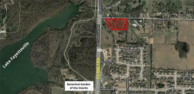 2.97 Acres Albright, Fayetteville, AR 72703 (MLS #1163633) :: Five Doors Network Northwest Arkansas