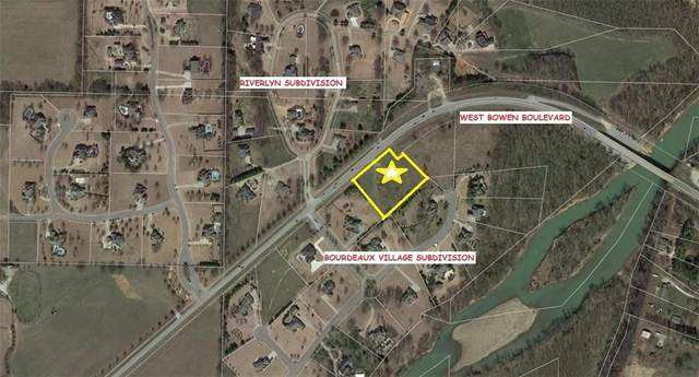 1591 W Bowen Boulevard, Goshen, AR 72703 (MLS #1163676) :: McNaughton Real Estate